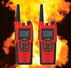 FIRE FIGHTING VHF