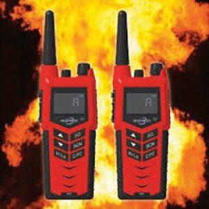 FIRE FIGHTING VHF